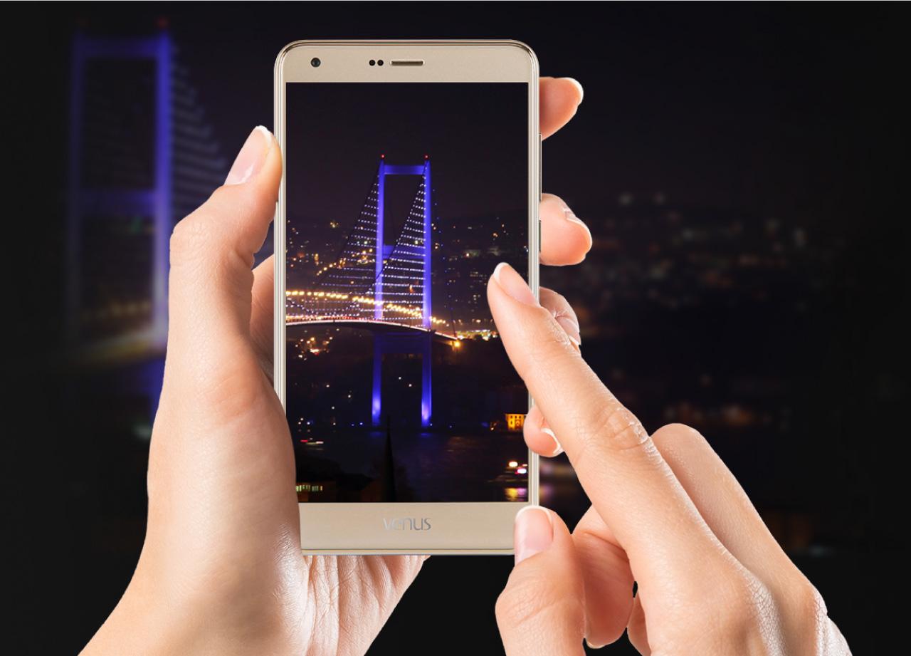 Vestel Smartphone Launch